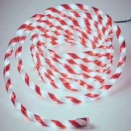 BRIGHT LIGHT LED Candy cane světelný řetěz 180 světel