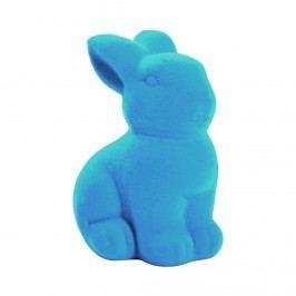 EASTER Velikonoční zajíček 7 cm - modrá