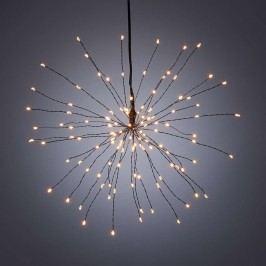 STAR LIGHTS LED Světelný drát hvězda 26 cm