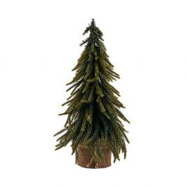 TREE OF THE MONTH Vánoční stromek se zlatými elementy velký