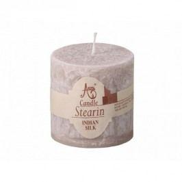Stearinová svíčka Capri Indické hedvábí, 5 cm
