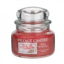 Village Candle Vonná svíčka ve skle, Višeň a vanilka - Cherry Vanilla Swirl,  269 g