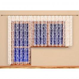 4Home Záclona Terezie, 450 x 175 cm, 450 x 175 cm