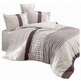 Haley home Povlečení Knitting bavlna, 220 x 200 cm, 2 ks 70 x 90 cm