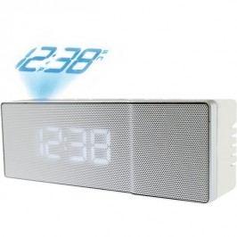 ECG RB 030 P Digitální radiobudík s projekcí času Budíky