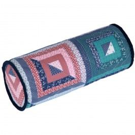 Modom Bavlněný polštář válec patchwork, 40cm,