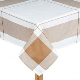 Forbyt Ubrus kostka béžová, 85 x 85 cm, 85 x 85 cm