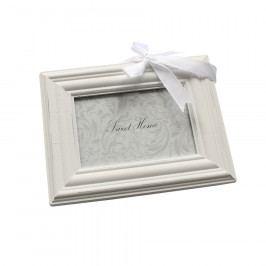 Závěsný fotorámeček bílá, 9 x 13 cm Rámečky na fotky