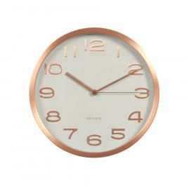 Karlsson KA5578WH Designové nástěnné hodiny, 29cm Hodiny