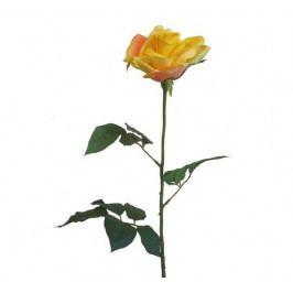 Umělá Růže, žlutá, Livo