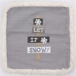 Altom Povlak na polštářek Snow, 40 x 40 cm
