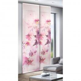 Albani Japonská stěna Scarlett, 245 x 60 cm