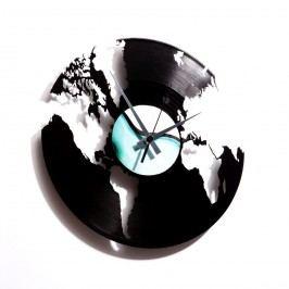 Discoclock 014 World 30cm