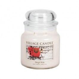 Village Candle Vonná svíčka ve skle Zimní vyjížďka - Sleigh ride, 397 g