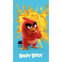 CTI Osuška Angry Birds red, 70 x 120 cm