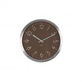 Karlsson 5609DW Designové nástěnné hodiny, 35 cm