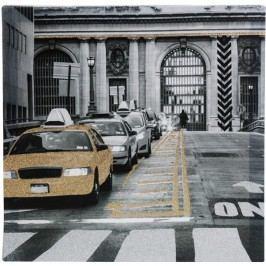 Obraz na plátně Traffic jam, 39 x 39 cm