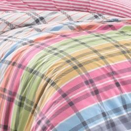 BedTex Bavlněné povlečení Riva fuchsiová, 140 x 200 cm, 70 x 90 cm, 140 x 200 cm, 70 x 90 cm