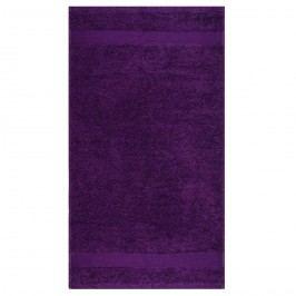 Ručník Olivia fialová