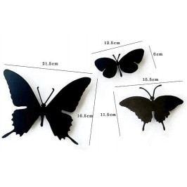 Nástěnné hodiny Diamantini & Domeniconi Butterfly
