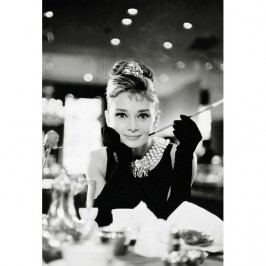 Up and Down Fototapeta Audrey Hepburn, 158 x 232 cm
