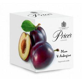 Svíčka Price's Plum & Aubergine 350 g