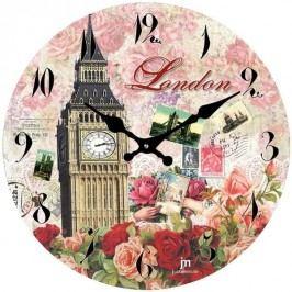 Lowell 14857 nástěnné hodiny