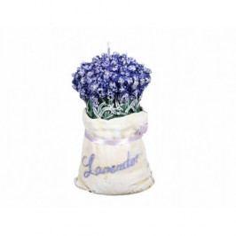 Dekorativní svíčka Lavender Bag
