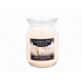 Candle-lite Vonná svíčka Vanilkový krém, 510 g
