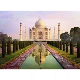 Up and Down Fototapeta Taj Mahal, 232 x 315 cm Tapety