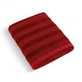 Bellatex Osuška Luxie červená, 70 x 140 cm