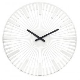 Koziol Nástěnné hodiny Piano bílá, pr. 45 cm