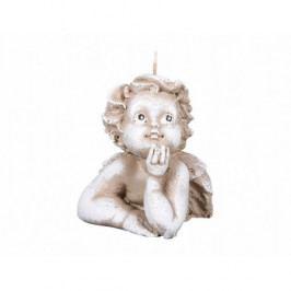 Vánoční svíčka Andílek Rafael