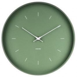 Nástěnné hodiny 5708GR Karlsson 27cm