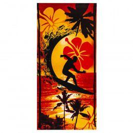 JAHU Plážová osuška Surf, 70 x 150 cm