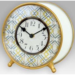 Stolní hodiny Lozenge, pr. 21 cm