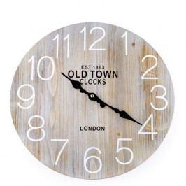 Nástěnné hodiny Old Town, 34 cm Hodiny