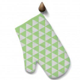 Domarex Kuchyňská chňapka Home Chef zelená, 17 x 28 cm