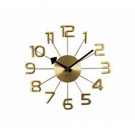 LCT1041 Nástěnné hodiny LAVVU DESIGN Numerals Hodiny