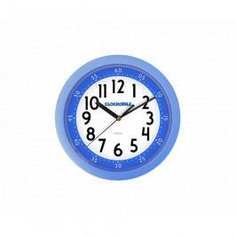 CCS2010 Nástěnné hodiny Clockodile, modrá