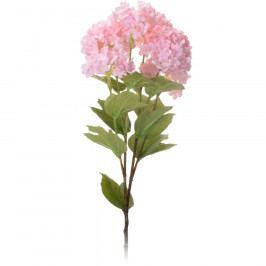 Koopman Umělá květina Viburnum růžová, 61 cm