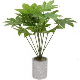 Umělá rostlina v květináči Thea, 47 cm