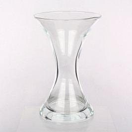 Altom Skleněná váza Lisa, 18 cm