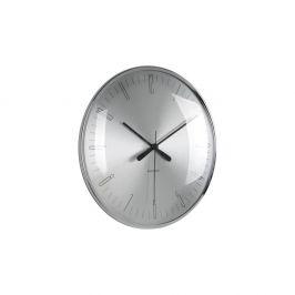 Skleněné hodiny Karlsson Dragonfly, ø25 cm