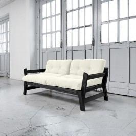 Variabilní pohovka Karup Design Step Black/Creamy