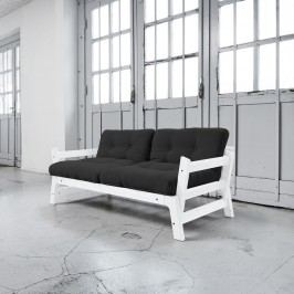 Variabilní pohovka Karup Design Step White/Dark Grey