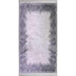 Šedý koberec Vitaus Hali Gri, 120x160cm