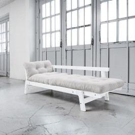 Variabilní pohovka Karup Design Step White/Beige