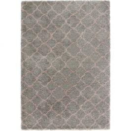 Šedý koberec Mint Rugs Grace, 80x150cm