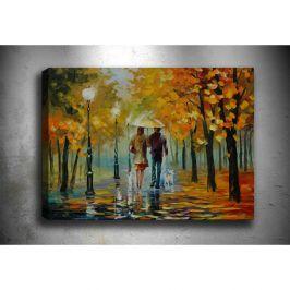 Obraz Tablo Center Rainy Walk, 60 x 40 cm